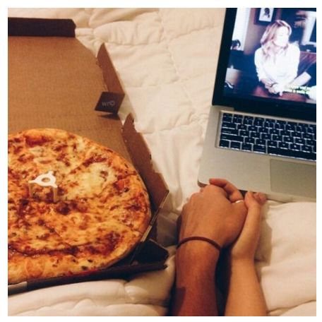 pizza night for couples